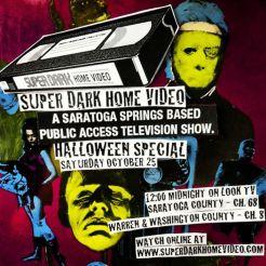 SDHV Halloween Flyer