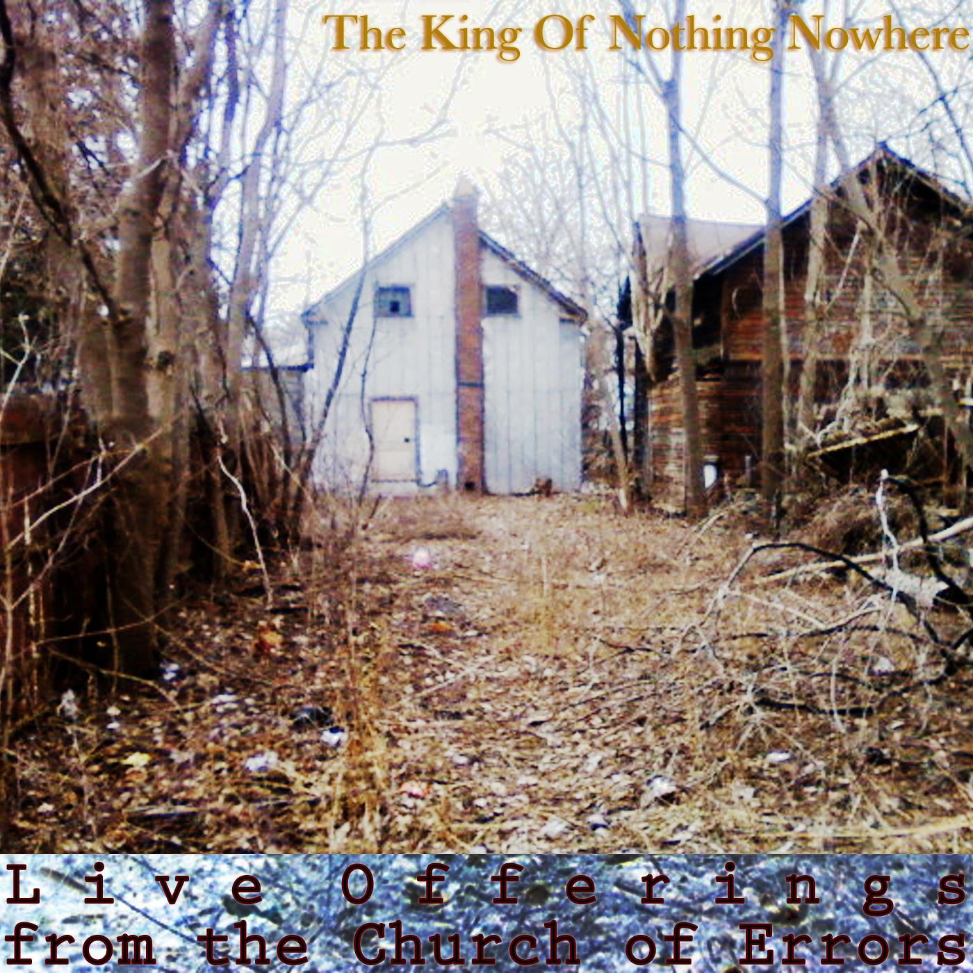 live offerings album cover